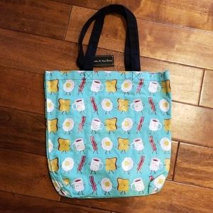 Most Importan Zeal of the Day Bacon Egg Toast Tote